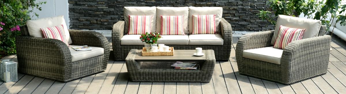 Градински мебели и принадлежности
