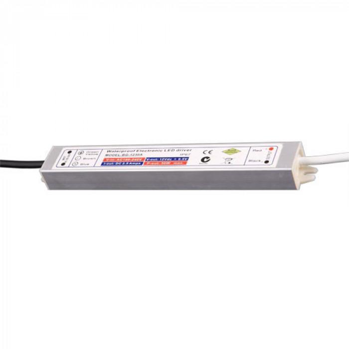 Водоустойчиво захранване за светодиодна лента 20W