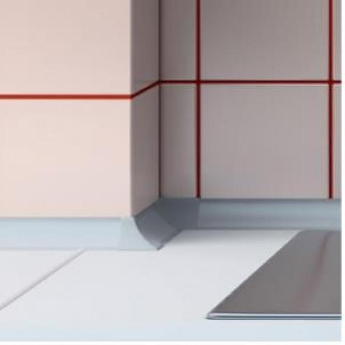 Вътрешни ъгли за водобранна лайсна - венге