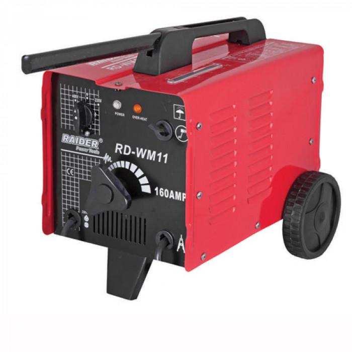 Електрожен Raider RD-WM11 160A