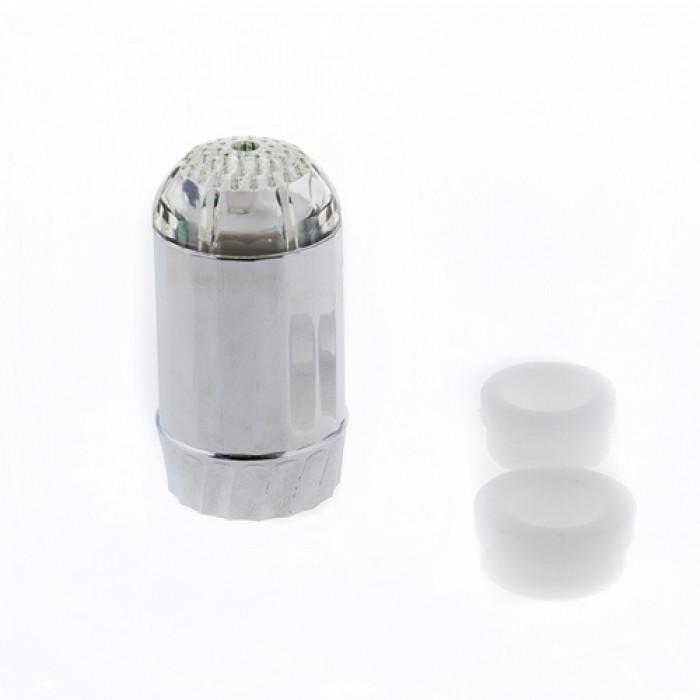 Светещ накрайник за смесителни батерии