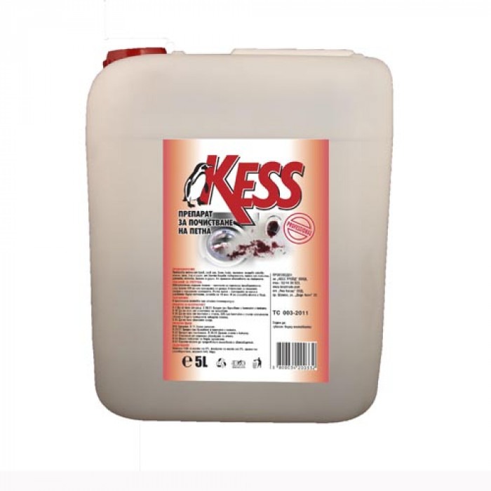 Kess Professional препарат за почистване на петна