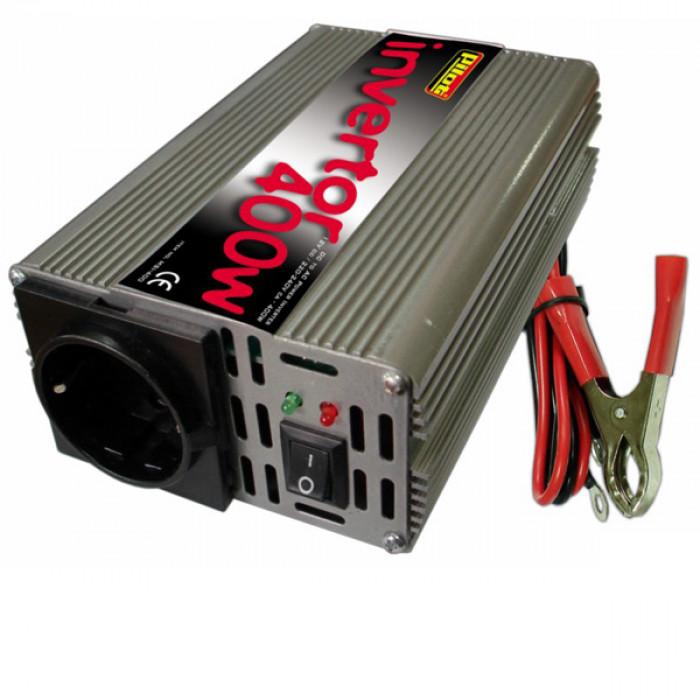 Инвертор 12v -220v  400w