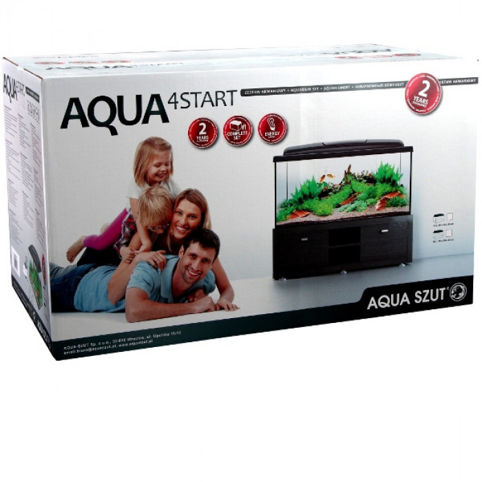 Аквариум Aqua 4 start 60 правоъгълен 54 литра