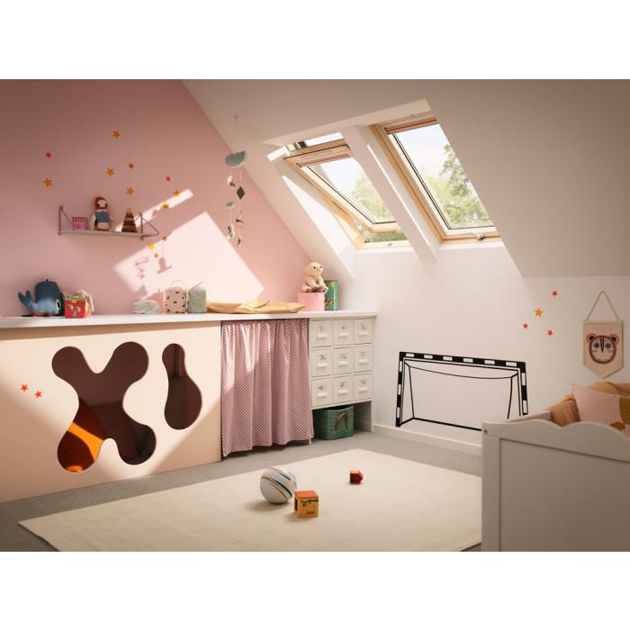 Покривен прозорец Стандарт Плюс Velux GLL MK08 1061B / 78 x 140см