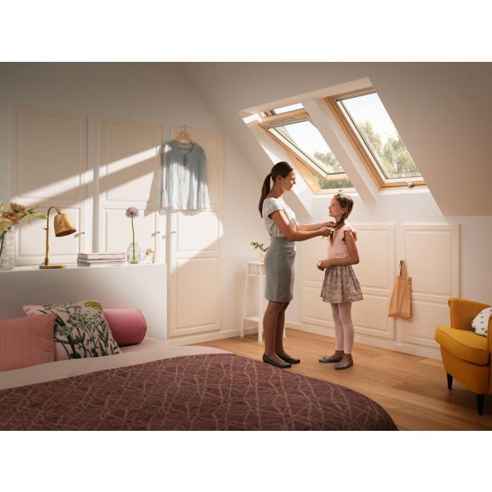 Покривен прозорец Стадндарт VELUX - GZL MK10 1051B 78 x 160