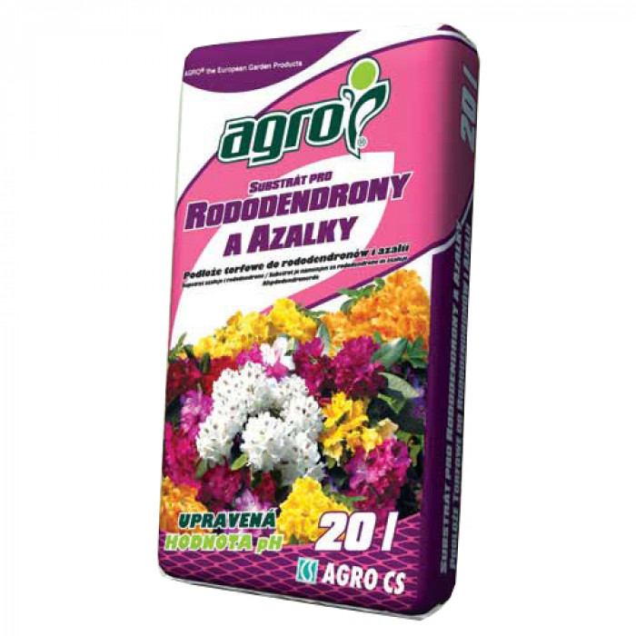 Субстрат за рододендрони и азалии 20 л
