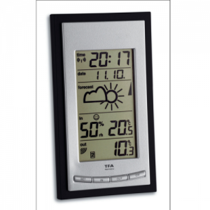 Безжична дигитална метеорологична станция  DIVA BASE