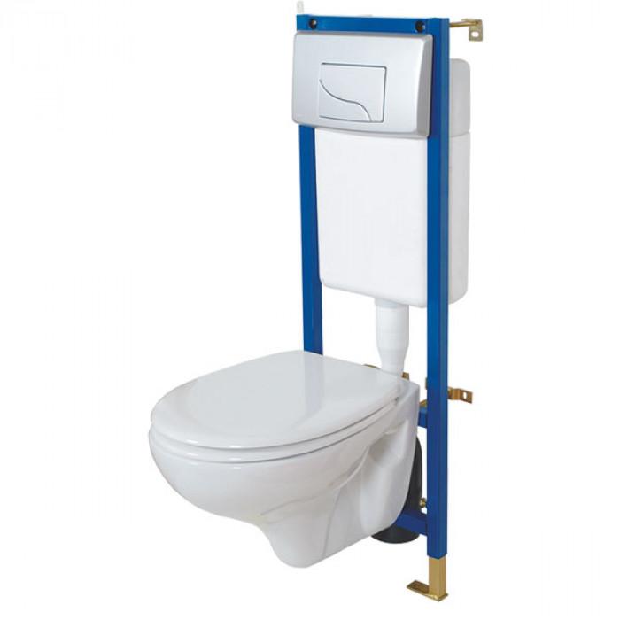 Структура за вграждане Тема / WC и бутон