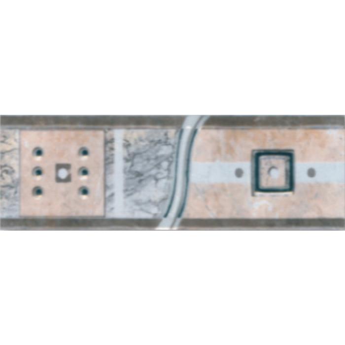 Стенни плочки / фриз 70 х 200 Силва лукс бежов