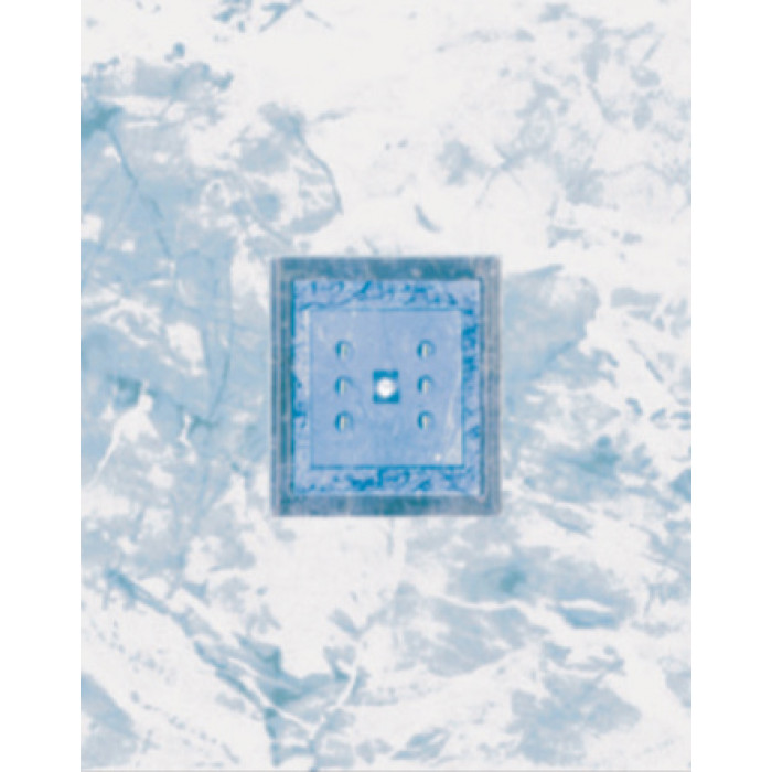 Стенни декоративни плочки 200х250 Силва сини