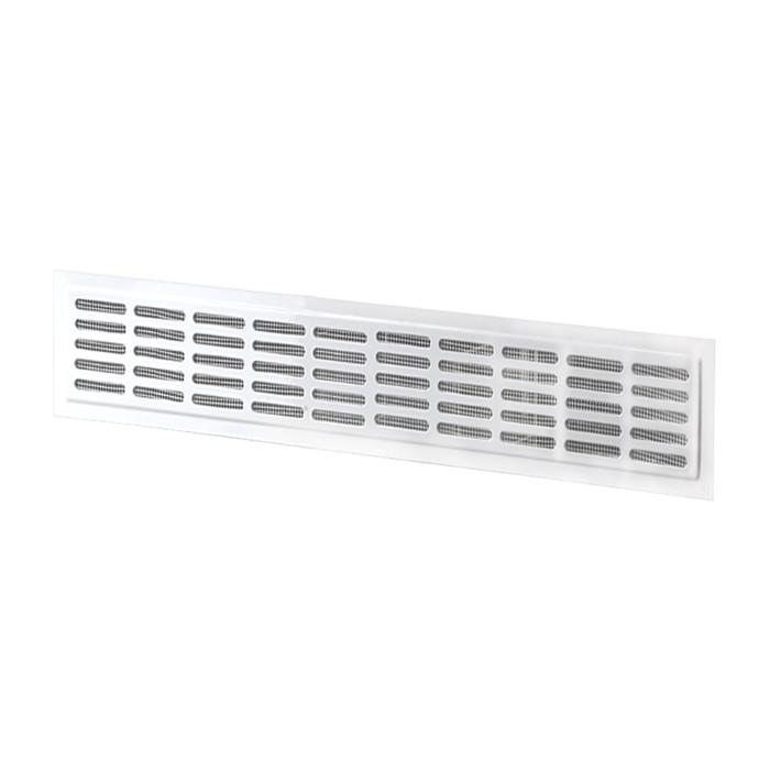 Решетка MVM 475х80 / 10-3K метална бяла