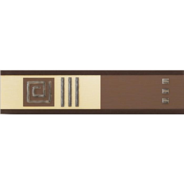 Фриз 50x200 Осака кафяв