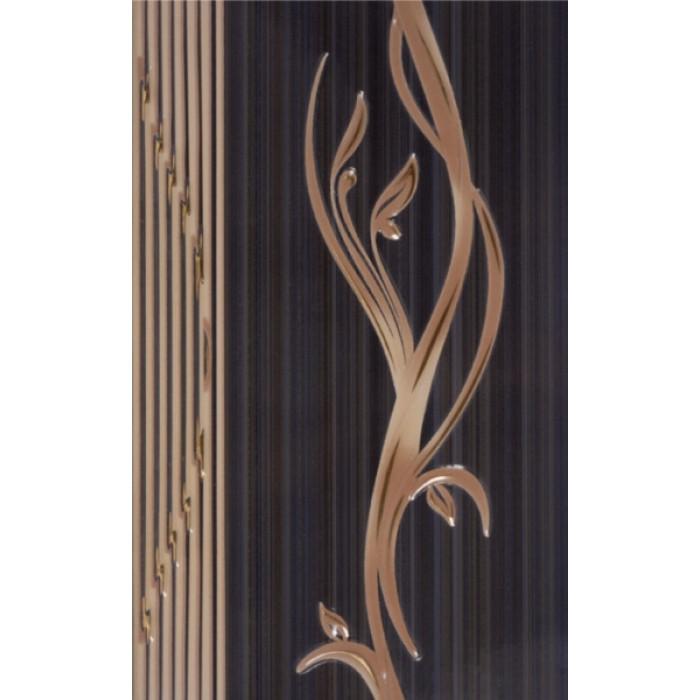 Стенни декоративни плочки 250 x 400 Сорел черни