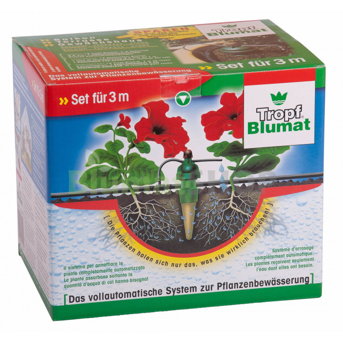 Система за поливане Blumat Италия
