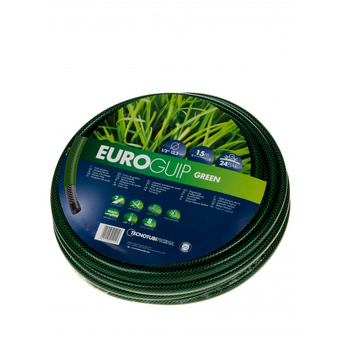 Градински маркуч Euro Guip - 15м.