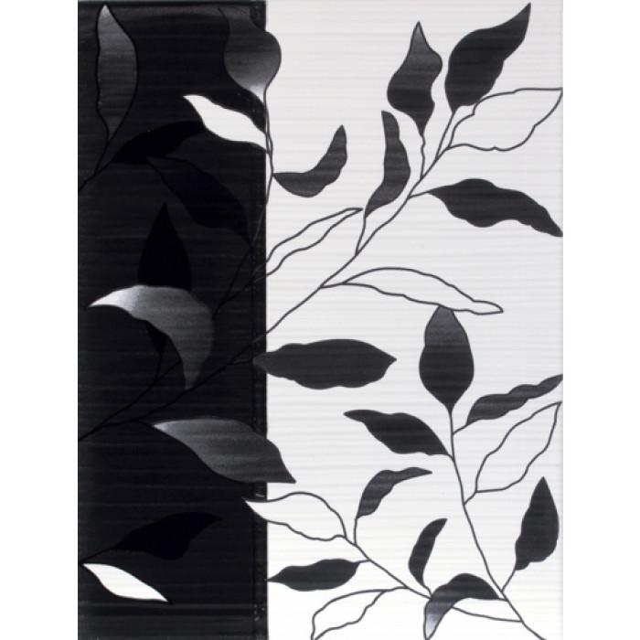 Плочки за стенна декорация 250x330 Вива черни