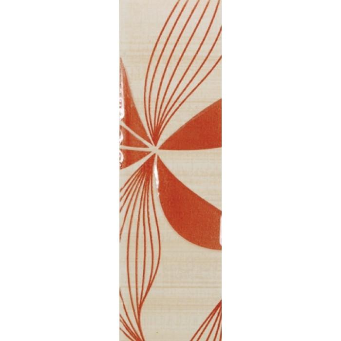 Плочки за стенна декорация / фриз 60x200 Русана бордо