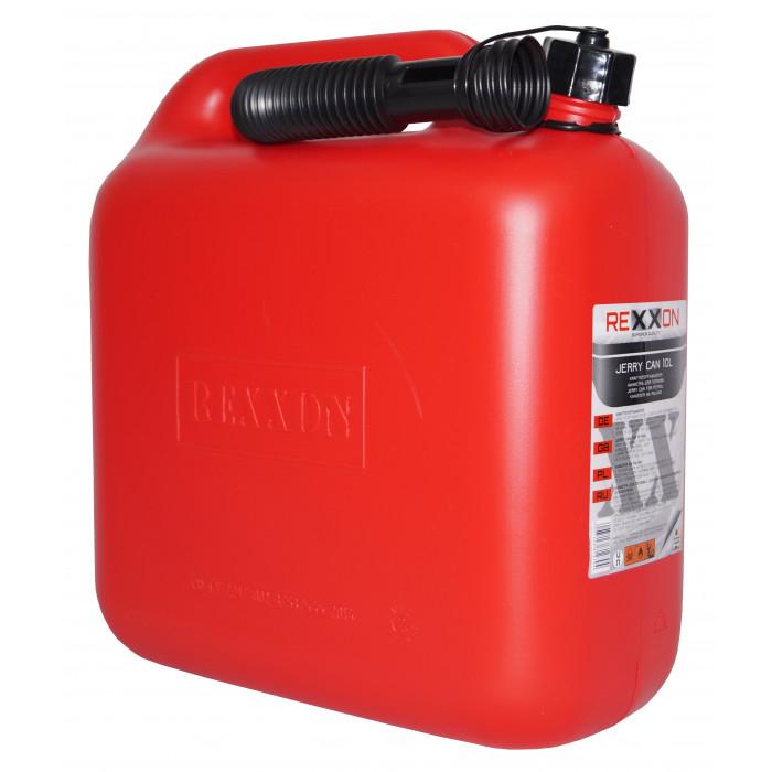 Туба за бензин 5 л / пластмасова