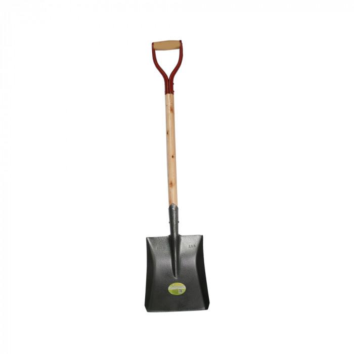 Лопата за въглища с дръжка със захват Top Garden