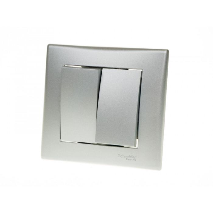 Алуминиев електрически сериен ключ Schnaider