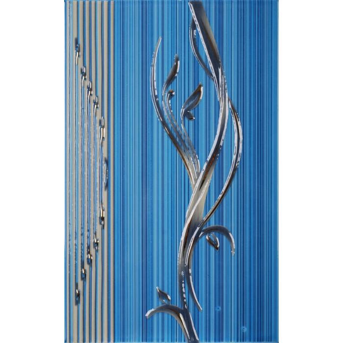 Стенни декоративни плочки 250 x 400 Сорел лукс сини