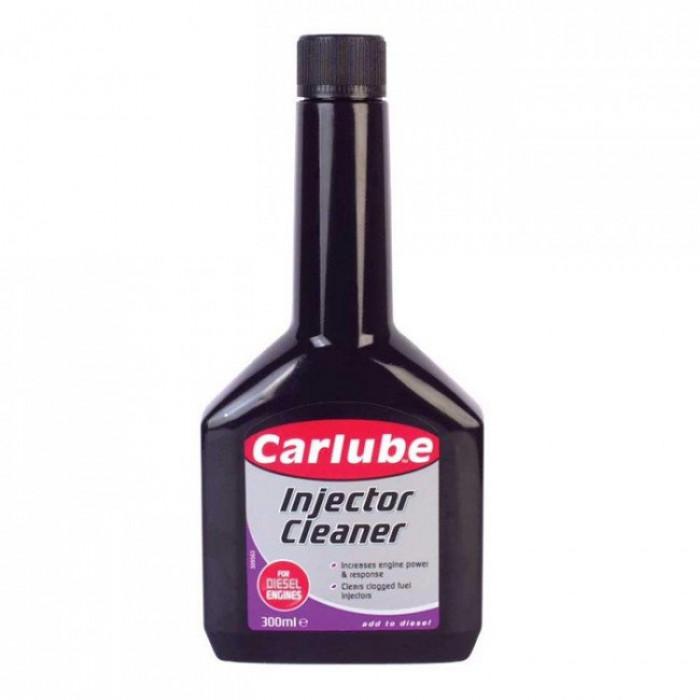 Дизелова добавка за почистване на дюзи Carlube Injector Cleaner Diesel 300 ml