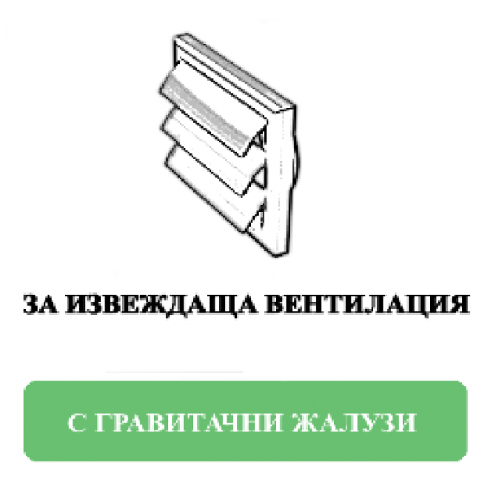 Решетка Блауберг Decor 140x140x40,5 мм