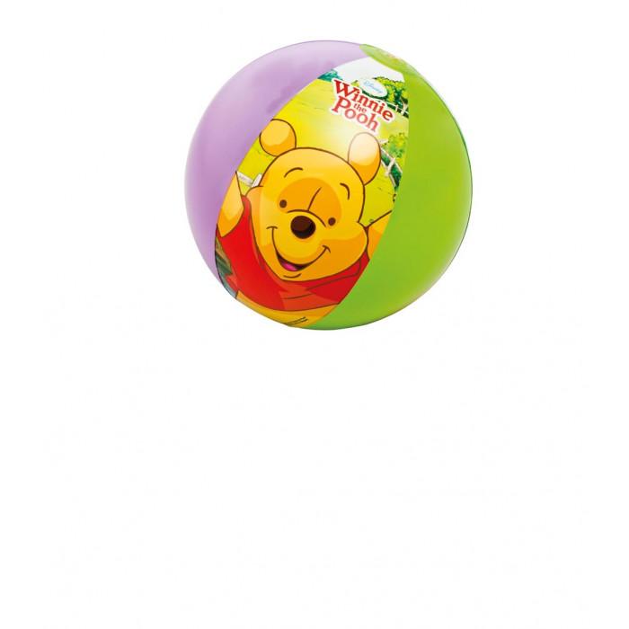 Плажна топка Intex Мечо Пух