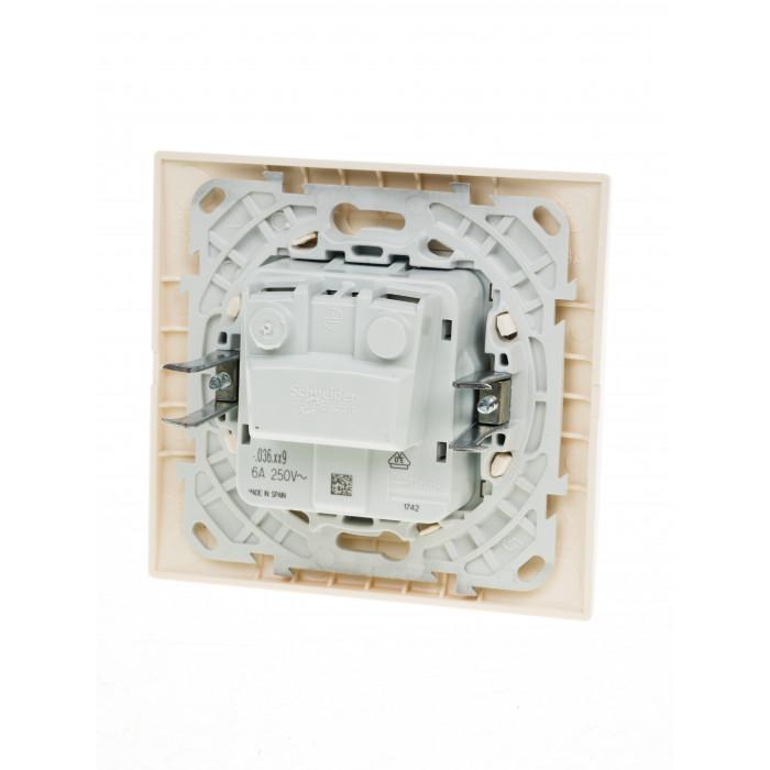 Електрически контакт Unica Basic MGU10.036.559D