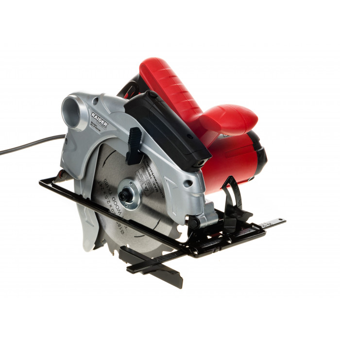 Ръчен циркуляр RAIDER RD-CS21 1300W лазер