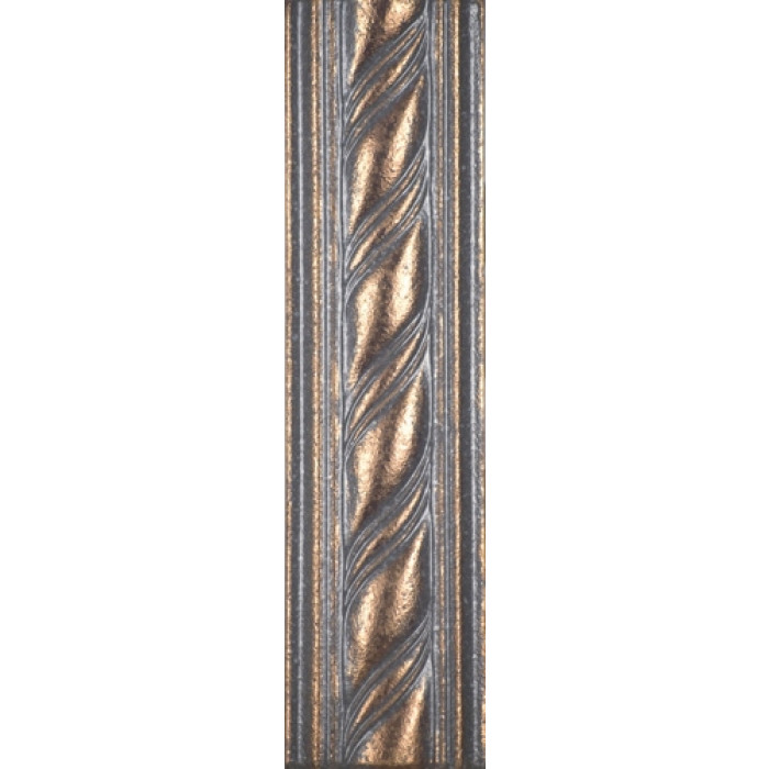 Фриз 65 x 250 Торино антрацит лукс