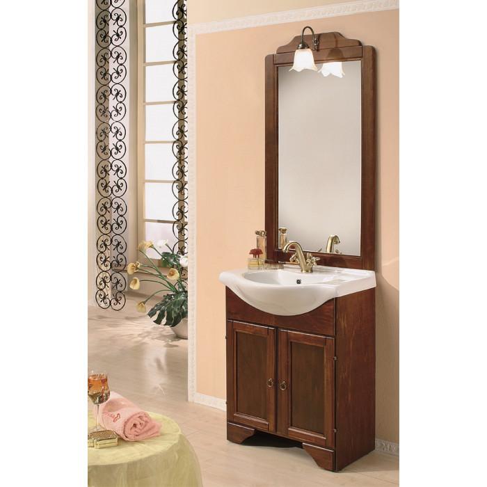 Долен шкаф за баня Лаура 65х84х46 см