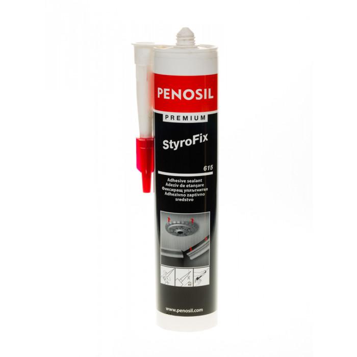 Фиксиращ бял уплатнител Penosil Standard Styrofix