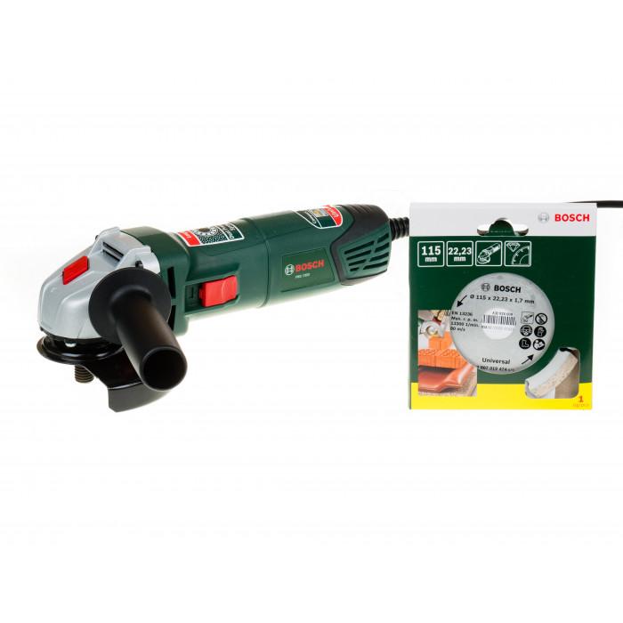 Ъглошлайф Bosch PWS 7000 / 115 мм