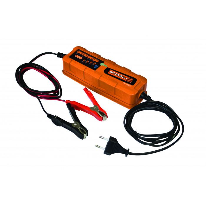 Зарядно устройство за акумулатори SMART PREMIUM