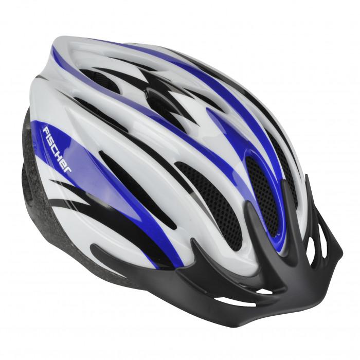 "Каска за колело  ""BLUE"" S/M 54-58 FISCHER"