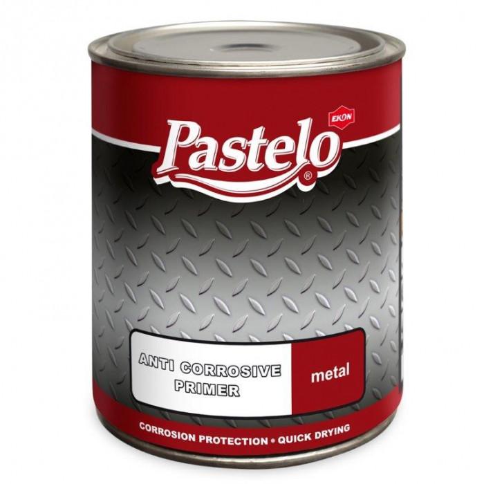 Антикорозионен грунд за метал Пастело 0,950кг сив