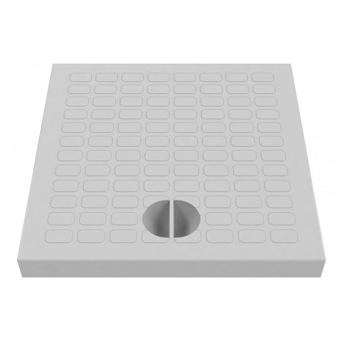 Капак за квадратна шахта 20x20 см
