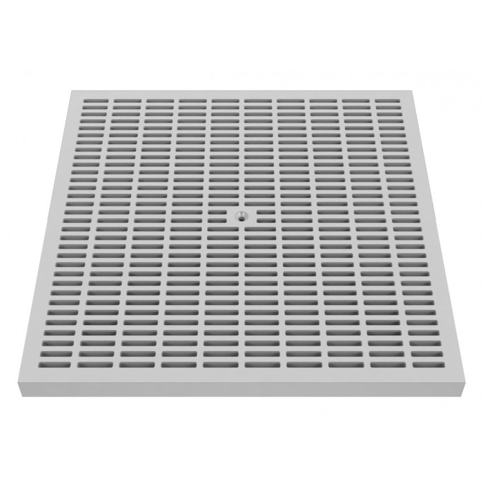 Решетка за квадратна шахта 55x55 см
