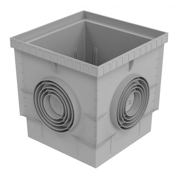 Квадратна шахта 40x40х40 см