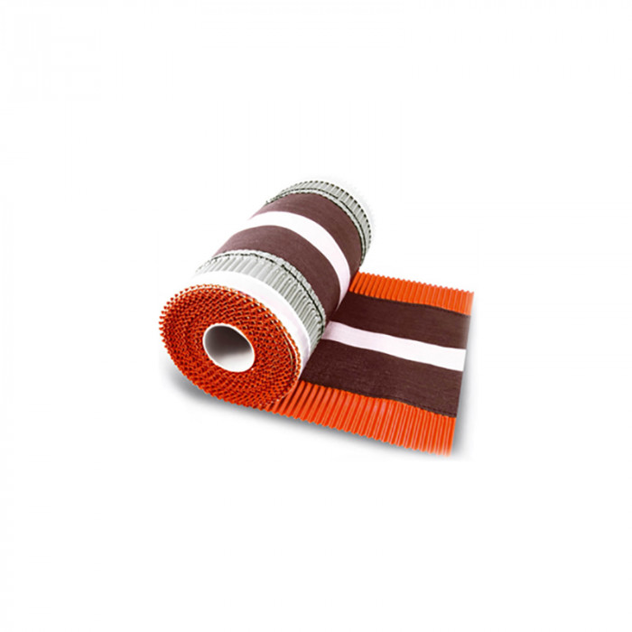 Вентилационен билен елемент Dachrol керемидено червен цвят 310 мм