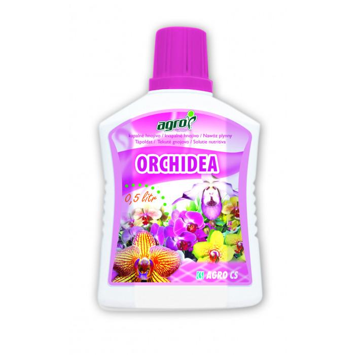 Течен тор за орхидеи 0.5л