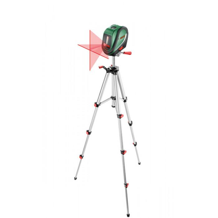Комбиниран линеен лазерен нивелир Bosch Universal Level 2 Set / 10 м / ± 0,5 mm/m