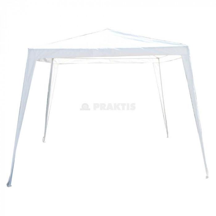Градинска шатра My Garden TLC001 полиетилен / бяла / 3х3м