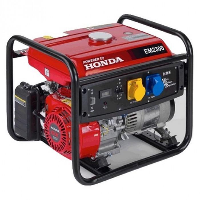 Бензинов AVR генератор Honda EM 2300 GW / 2000W