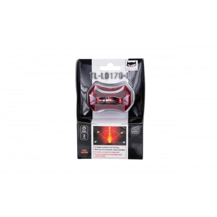 Задна светлина Cateye TL-LD170B-R(3)