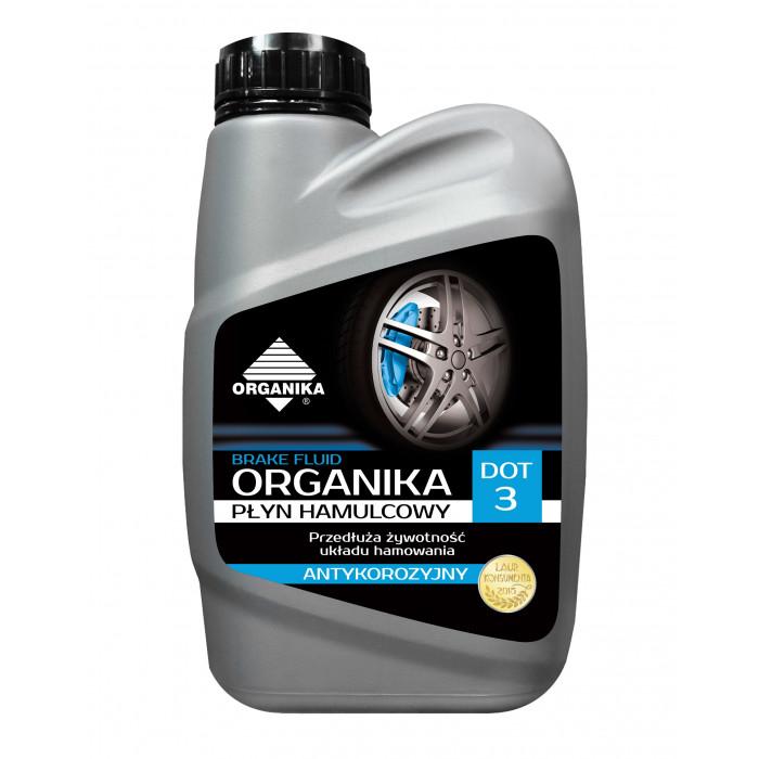 Спирачна течност Dot 3 Organika