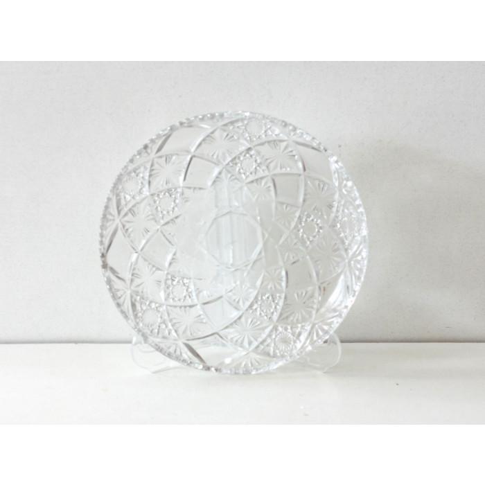 Стъклени чинии Кристал 6 бр.