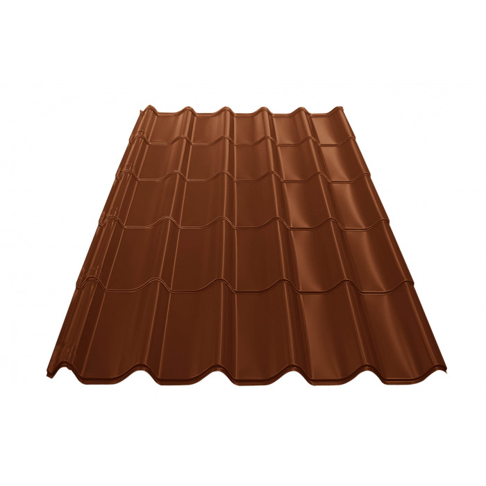 Метален покрив Eco 0.4mm / 2.14m